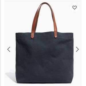 Maxwell Canvas Transport Tote